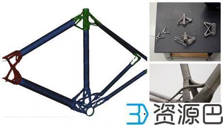 世界最轻3D打印自行车架仅重999克插图9