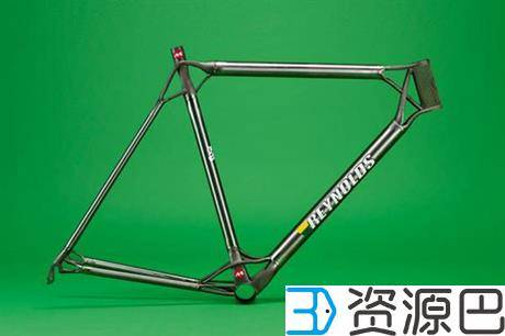 世界最轻3D打印自行车架仅重999克插图5