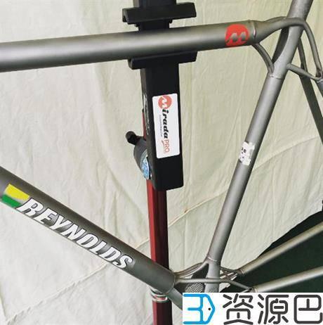 世界最轻3D打印自行车架仅重999克插图1