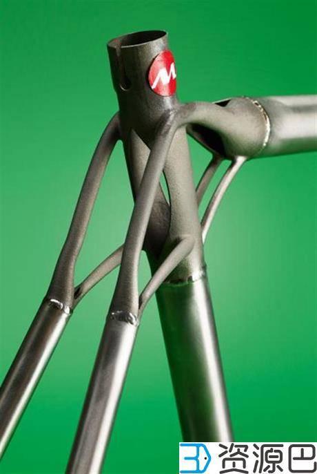 世界最轻3D打印自行车架仅重999克插图7