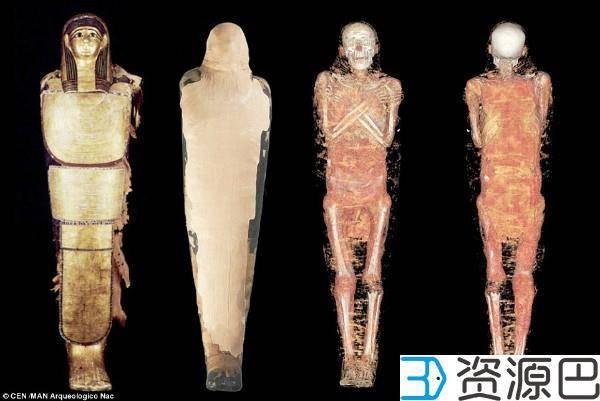 3D打印助力探究千年木乃伊之秘插图5
