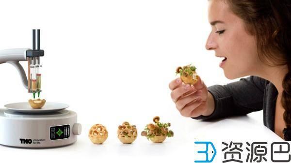 1601085662-b818b5bb60c54f1.jpg-插件-探讨:我们真的需要用3D打印技术打印食物?