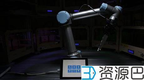 太智能了!云机器人可同时照看数十台3D打印机插图5