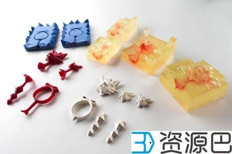 ZMorph发布用ZMorph2.0 SX 3D打印机制作银饰品指南插图5