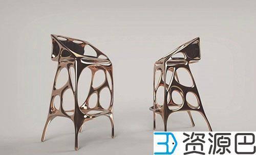 3D打印将如何改造家具产业的未来?插图1
