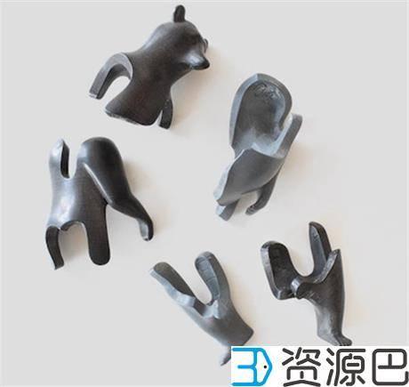 Locknesters推出可3D打印的立体拼图玩具插图7