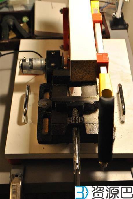 创客用3D打印DIY自动钢锯 可切断钢铁插图3
