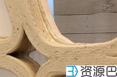 1602554468-25063ea52863516.jpg-插件-荷兰埃因霍温科技大学展示2米高3D打印混凝土结构