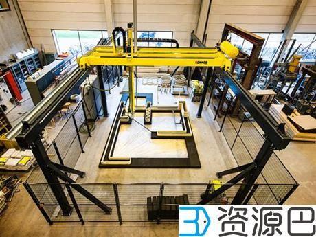 1602554468-73d93c3d1d0a31b.jpg-插件-荷兰埃因霍温科技大学展示2米高3D打印混凝土结构
