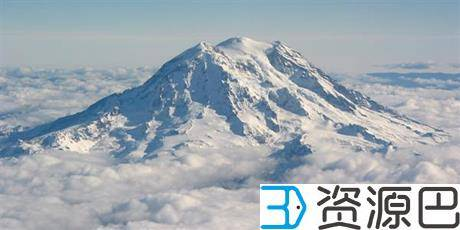 1602727266-9a88b1a0ac62fc7.jpg-插件-蜂蜡专家借3D打印技术将大山模型制成Cascadia蜡烛