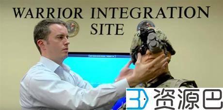 美国陆军欲使用3D打印减轻士兵装备重量插图1