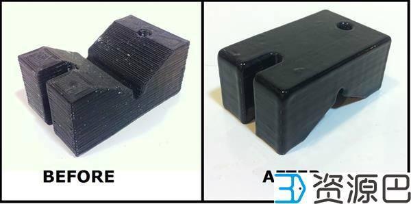 有教程!自制3D打印件抛光机!插图7
