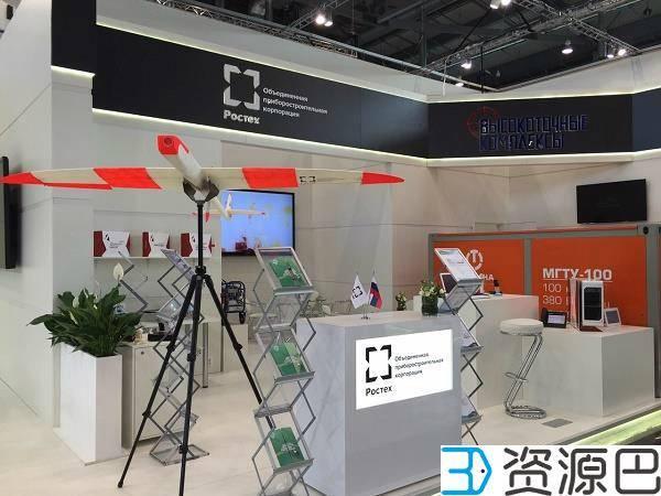 1604541665-27b946e1e0fbe00.jpg-插件-战斗民族推出一款全3D打印无人机