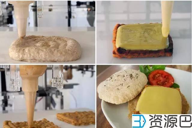 1605060063-04257b0992d927a.jpg-插件-3D打印食物色香味俱全,来尝尝