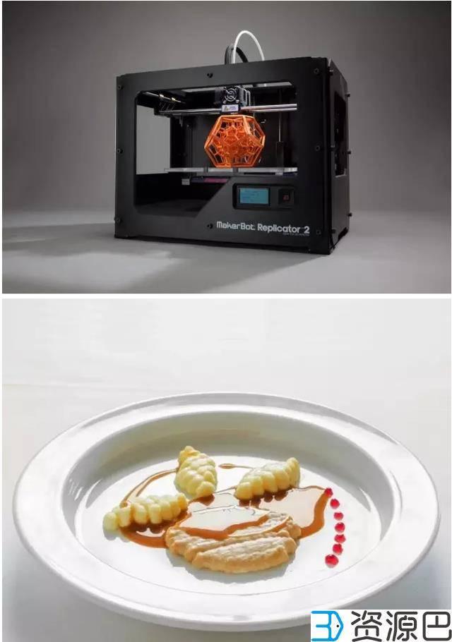 1605060063-5802a7ae13de991.jpg-插件-3D打印食物色香味俱全,来尝尝