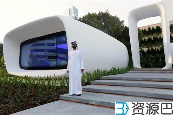 迪拜为3D打印建筑制定规则插图1