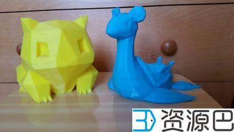 真的能放进口袋的宠物小精灵 Pokemon Go 3D打印图赏插图11