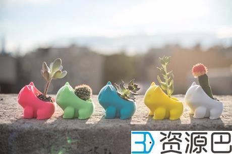 真的能放进口袋的宠物小精灵 Pokemon Go 3D打印图赏插图3