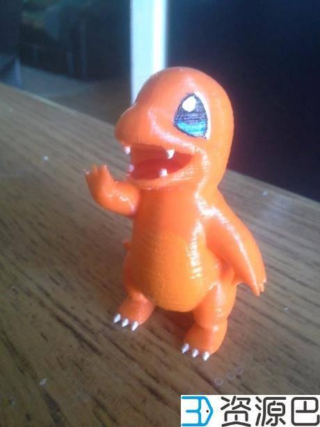 真的能放进口袋的宠物小精灵 Pokemon Go 3D打印图赏插图17