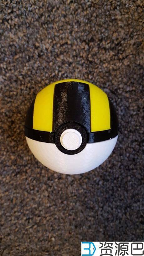 真的能放进口袋的宠物小精灵 Pokemon Go 3D打印图赏插图23