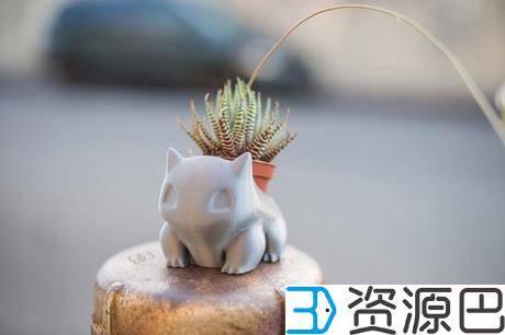 真的能放进口袋的宠物小精灵 Pokemon Go 3D打印图赏插图13