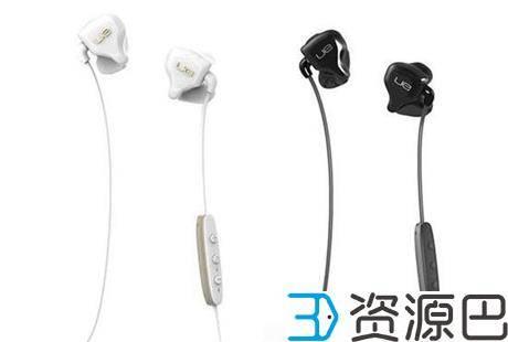 3D打印定制入耳式耳机 音质与舒适兼具插图1