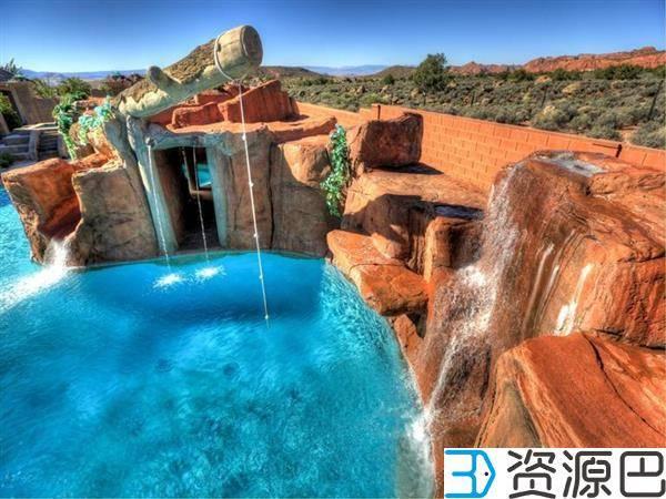 1607392866-5432dacbdacaa7d.jpg-插件-美轮美奂的3D打印游泳池