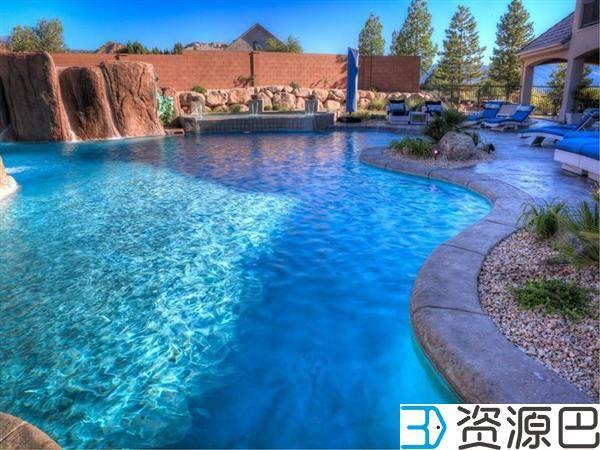 1607392866-fb356379f4dd4ce.jpg-插件-美轮美奂的3D打印游泳池