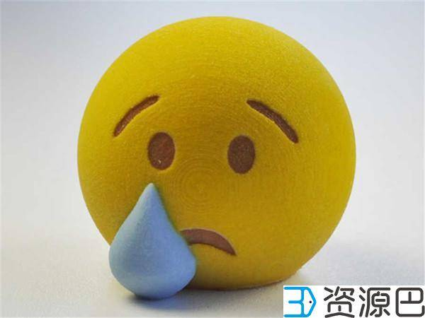 3D打印的emoji表情包插图1
