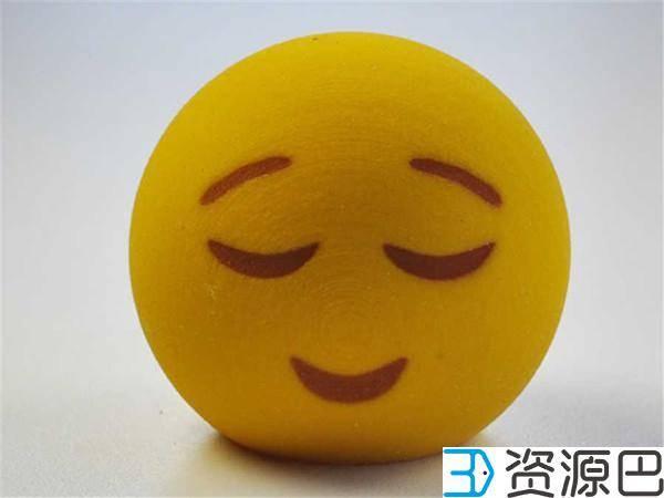 3D打印的emoji表情包插图5