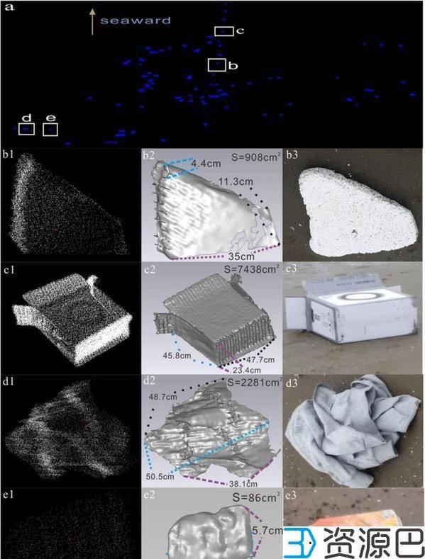 上海华东师范大学通过3D扫描技术解决海洋垃圾插图5
