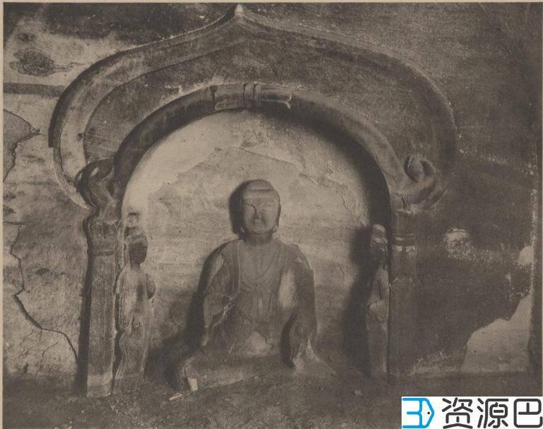 芝加哥大学欲使用3D扫描还原中国古代佛教石窟插图3