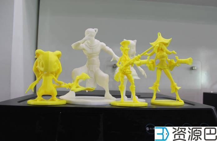 1609120865-250729c0d20fc96.jpg-插件-看看这些3D打印《英雄联盟》精美手办,传统工艺已被取代了吗?