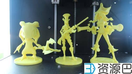 1609120865-285e9b4dbf5d86a.jpg-插件-看看这些3D打印《英雄联盟》精美手办,传统工艺已被取代了吗?