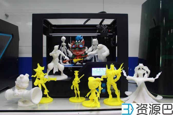 1609120865-420c42e1b88f1ea.jpg-插件-看看这些3D打印《英雄联盟》精美手办,传统工艺已被取代了吗?