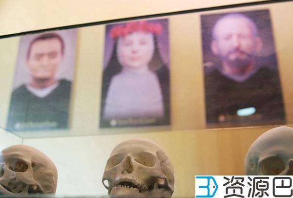 3D打印技术帮助科学家重现数百年前天主教圣徒面容插图3