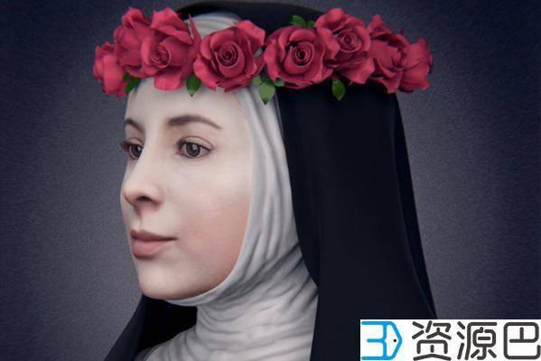 3D打印技术帮助科学家重现数百年前天主教圣徒面容插图1
