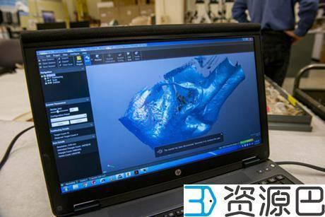 美国华盛顿大学与博物馆合作3D打印史前生物猛犸象模型插图5