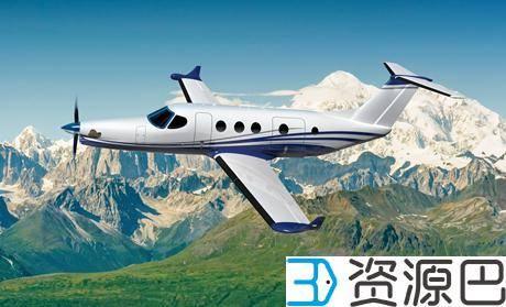 下一代Cessna飞机将采用3D打印涡轮螺旋桨发动机插图1