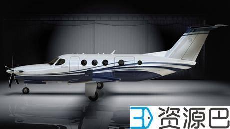 下一代Cessna飞机将采用3D打印涡轮螺旋桨发动机插图3