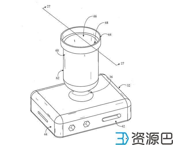 苹果暗藏3D打印!欲打造液态金属iphone?插图3
