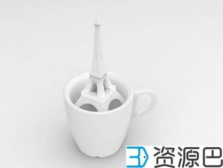 传统与现代的碰撞 3D打印陶瓷优秀作品图赏插图3