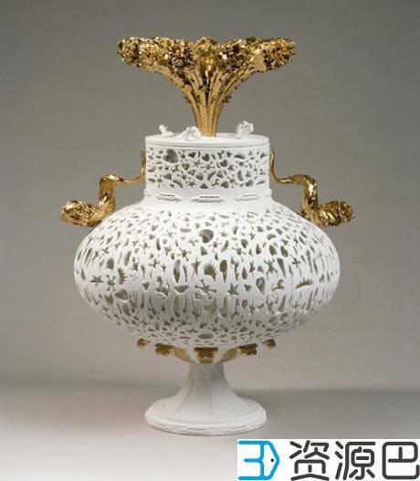 传统与现代的碰撞 3D打印陶瓷优秀作品图赏插图23