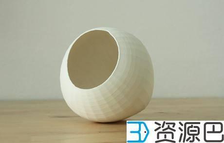 传统与现代的碰撞 3D打印陶瓷优秀作品图赏插图9
