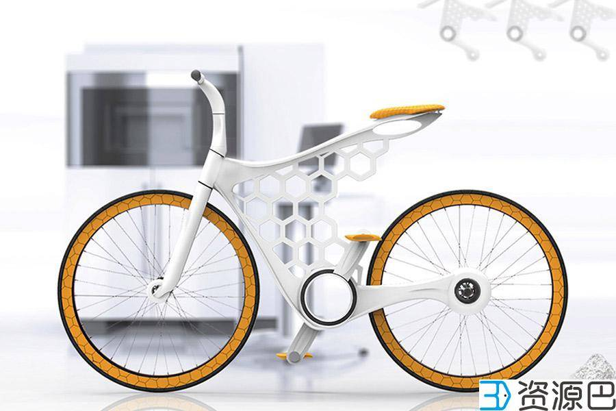 3D打印之尼龙材料打印出的优秀作品图集插图1