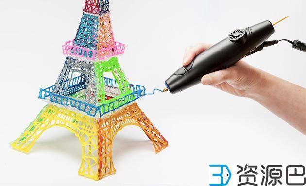 真正意义上的DIY制造 3D打印笔的由来和工作原理插图1