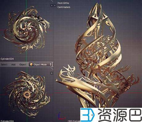 "1614304866-6fd0c2b084f7d9b.jpg-插件-绝对惊艳!女设计师用3D打印打造""极客女皇""盔甲"