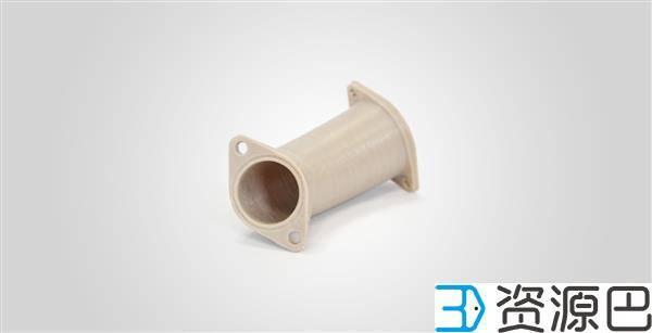 德国公司成功3D打印出可用于真空环境的PEEK部件插图1