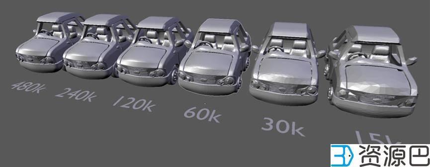 如何修复3D打印用模型文件?插图5