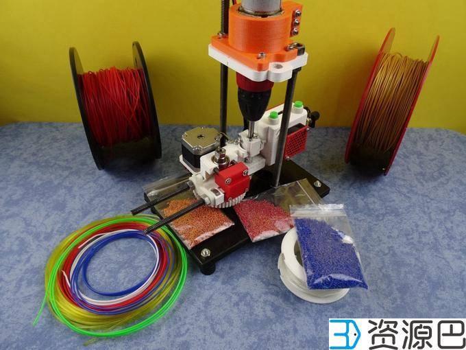 1615946471-67b4641f5ddc97a.jpg-插件-再也不怕3D打印材料被浪费了 德国公司开发出3D回收机